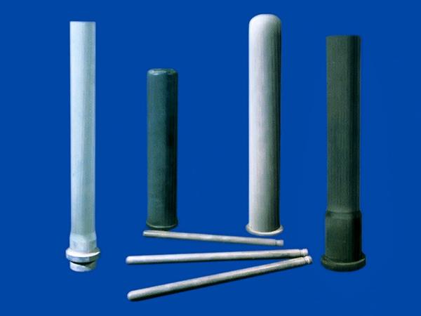 PT. SIKMA - Silicon Nitride Thermocouple Protection Tubes 1