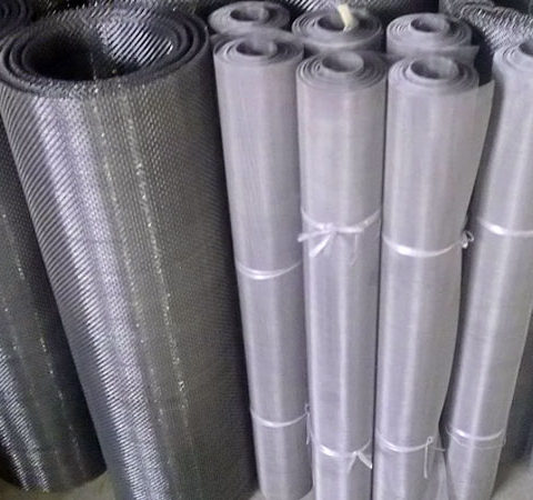 PT. SIKMA - Stainless Steel Wire Mesh Twill Weave 1