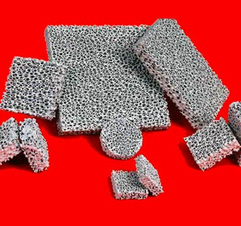 PT. SIKMA – Silicon Carbide Ceramic Foam Filter 1