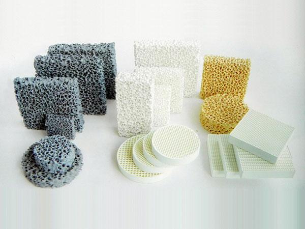 PT. SIKMA – Silicon Carbide Ceramic Foam Filter 5