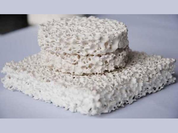 PT. SIKMA - Alumina Ceramic Foam Filter 5