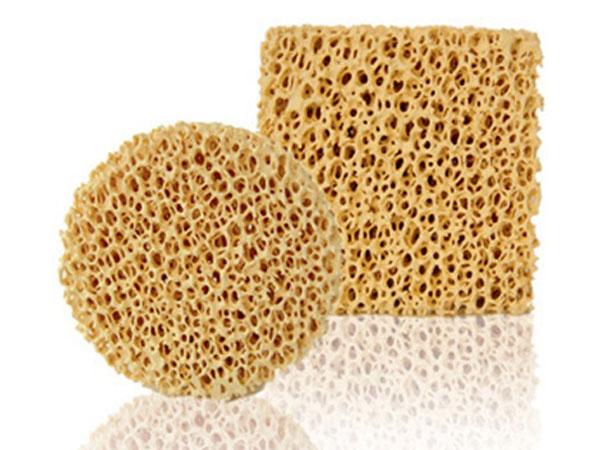 PT. SIKMA - Zirconia Ceramic Foam Filter 1