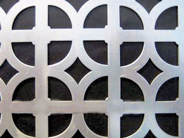 PT. SIKMA - Corrosion Resisting Stainless Steel Round Shape Perforated Metal Wall Panels 0.3-25mm