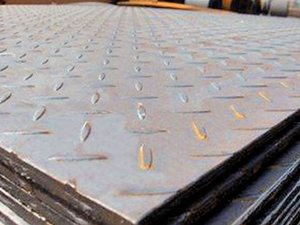 PT. SIKMA - Diamond Shape Stainless Steel Chequered Steel Plate Perforated Metal for Floor Board