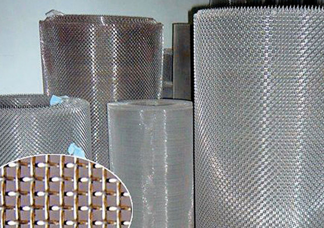PT. SIKMA - Single Layer 304L Stainless Steel Woven Wire Mesh Cloth