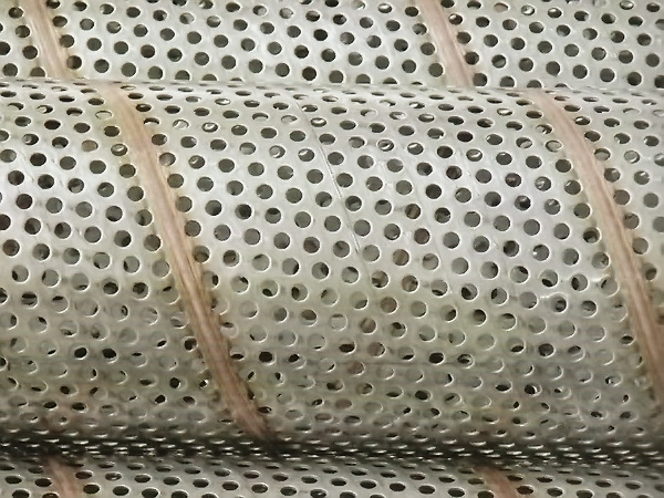 PT. SIKMA - Perforated Metal DXR-054