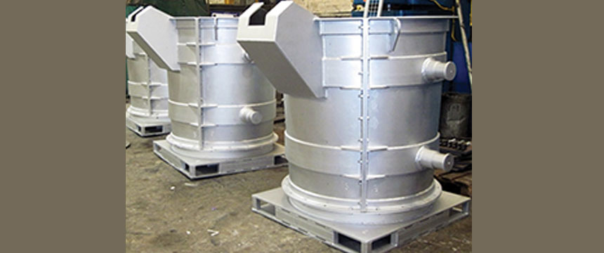 Slider - Ladle Transfer Repairment