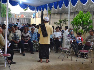 Tasyakuran Keluarga Besar PT. SIKMA 20 April 2012